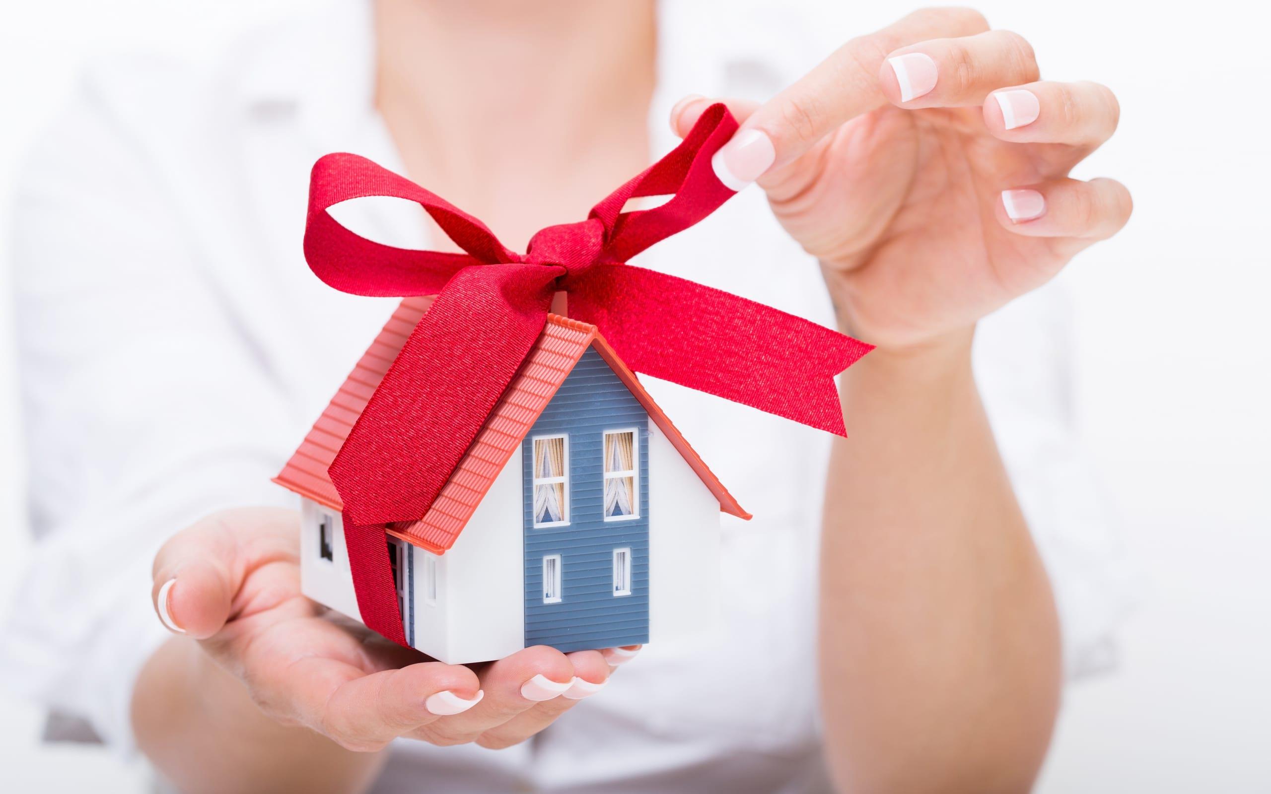 делится ли дарственная квартира при разводе