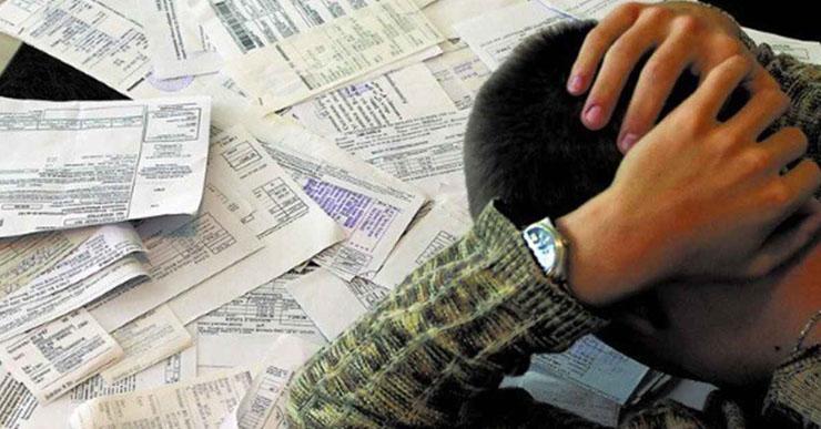 Оплата за коммунальные услуги при выписке из квартиры