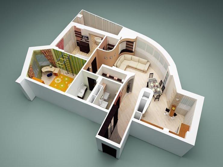 Этапы согласования перепланировки в ипотечной квартире